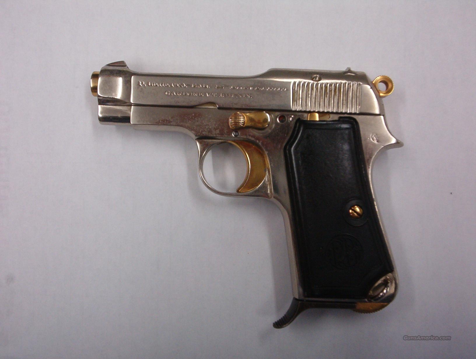 beretta model 1934 7.65(32 acp) cal.  Guns > Pistols > Beretta Pistols > Rare & Collectible