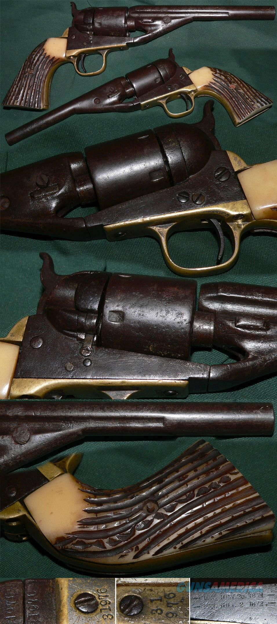 Colt M1861 Navy cartridge conversion revolver  Guns > Pistols > Colt Single Action Revolvers - 1st Gen.