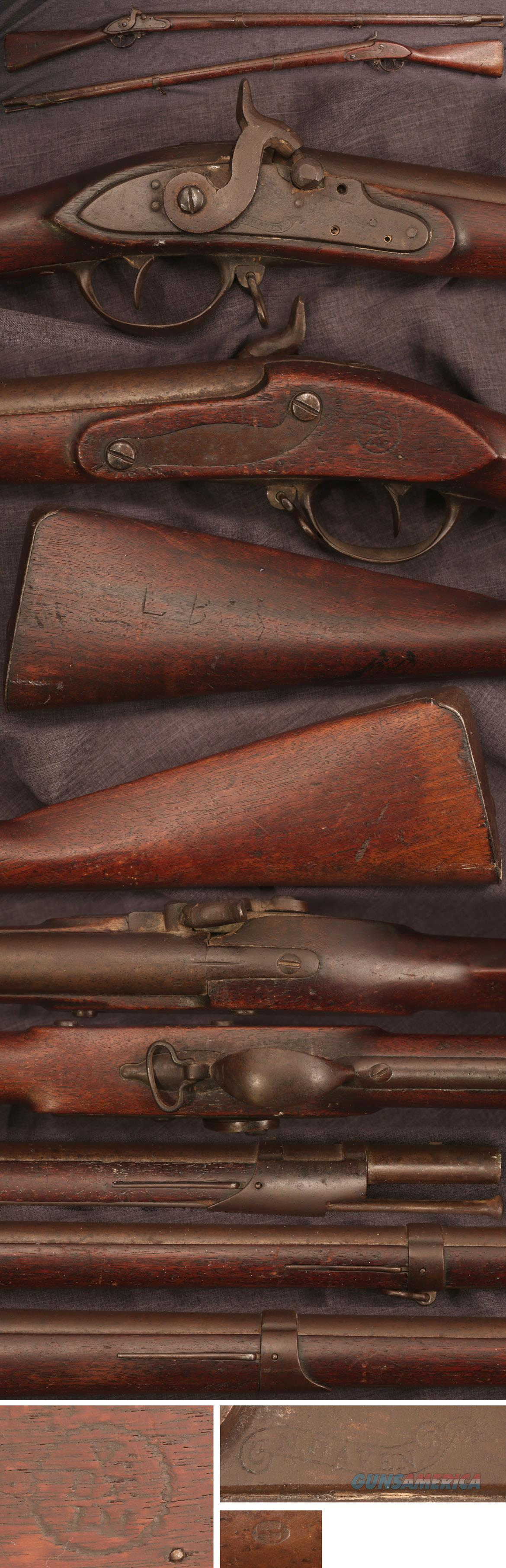 M1812 Eli Whitney New York contract musket  Guns > Rifles > Muzzleloading Pre-1899 Rifles (perc)