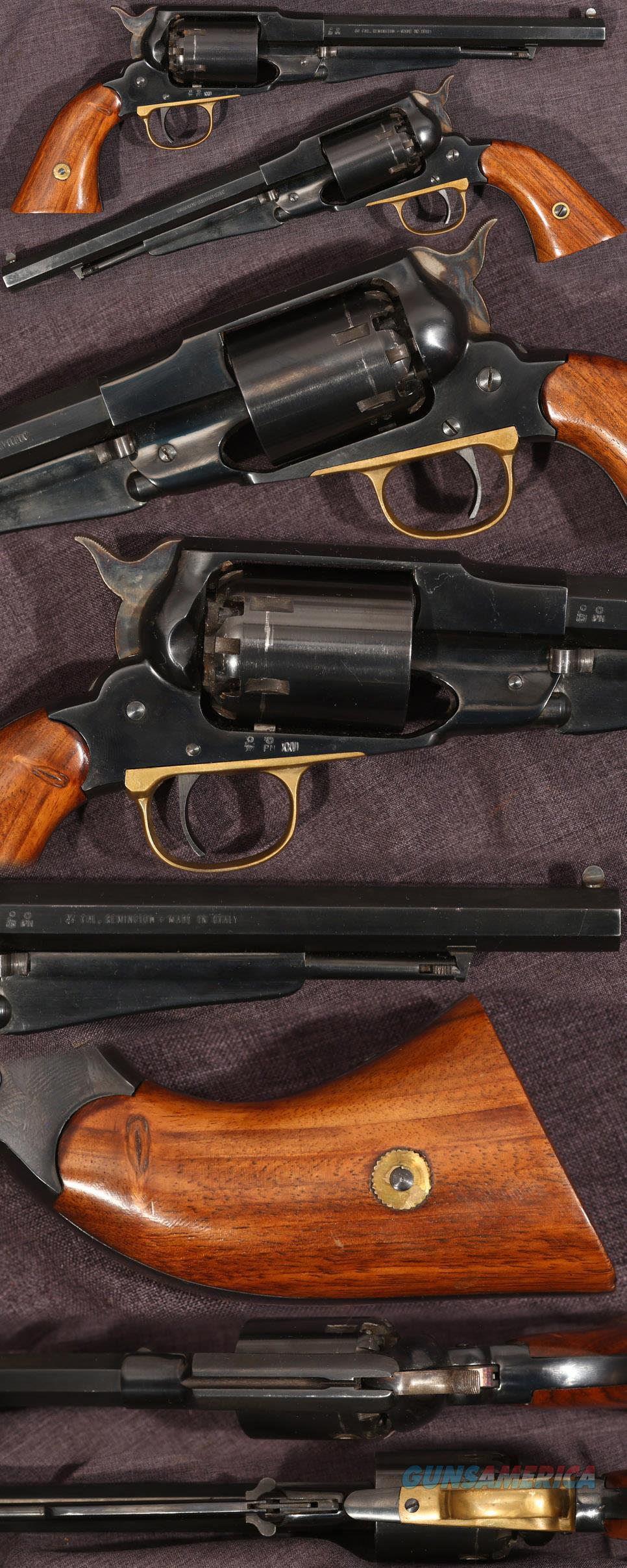 Euroarms Remington New Model Army revolver  Guns > Pistols > Remington Replica Pistols
