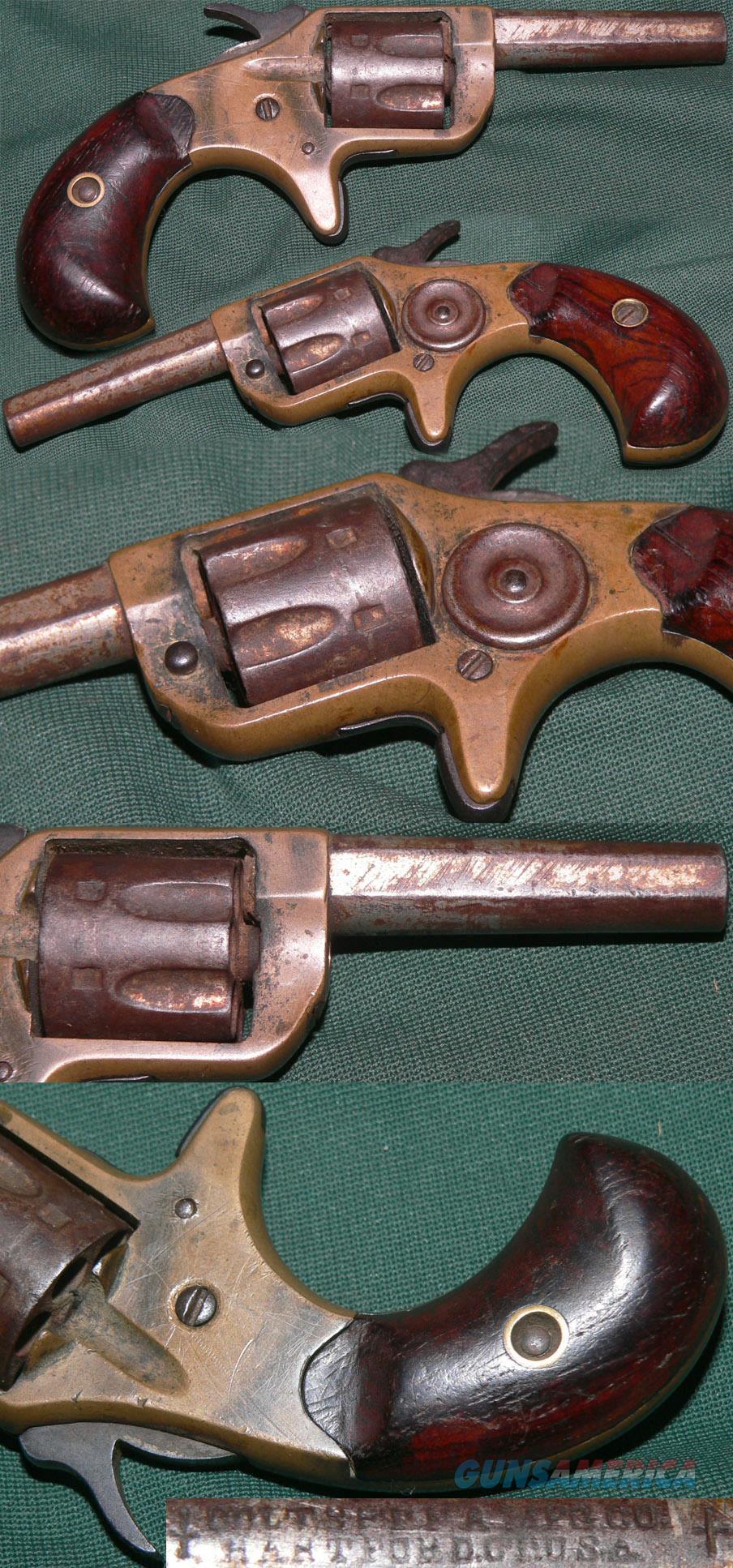 Colt New Line 22 caliber revolver  Guns > Pistols > Colt Single Action Revolvers - 1st Gen.
