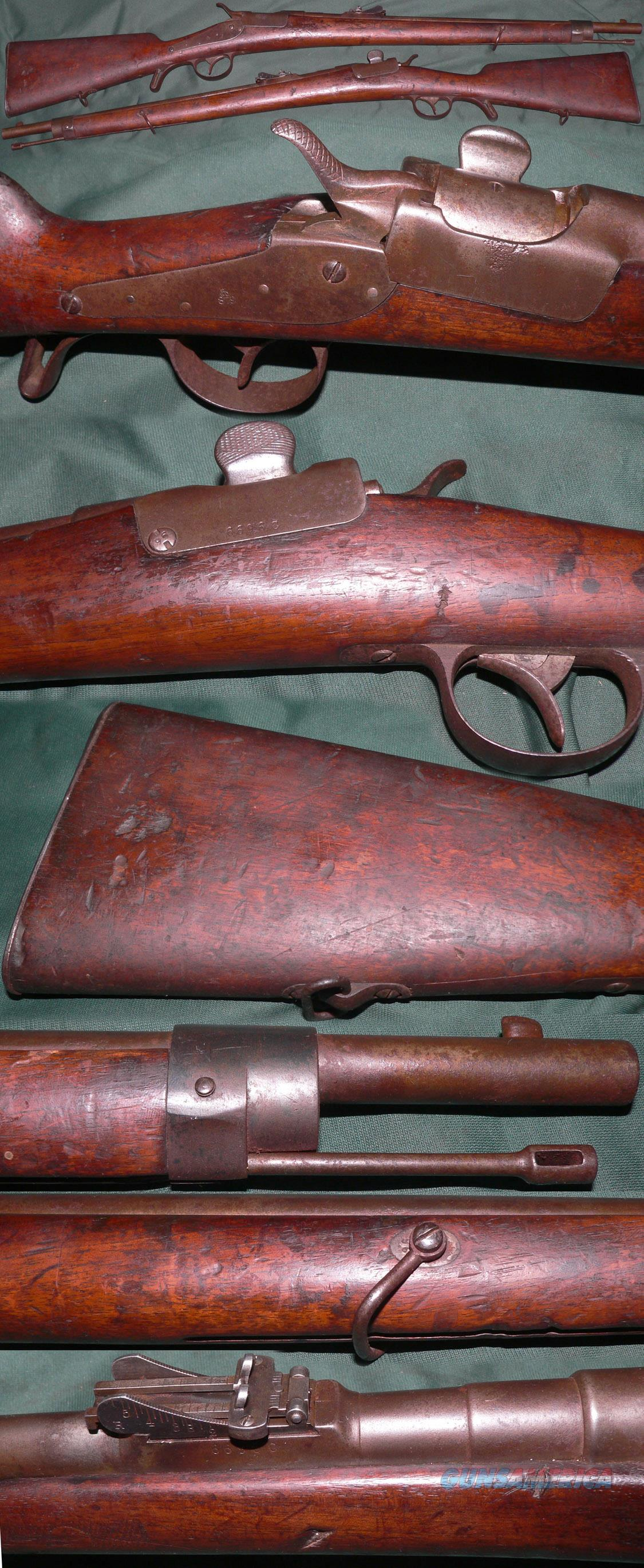 rare Austrian Werndl M1869 cartridge carbine  Guns > Rifles > Antique (Pre-1899) Rifles - Ctg. Misc.