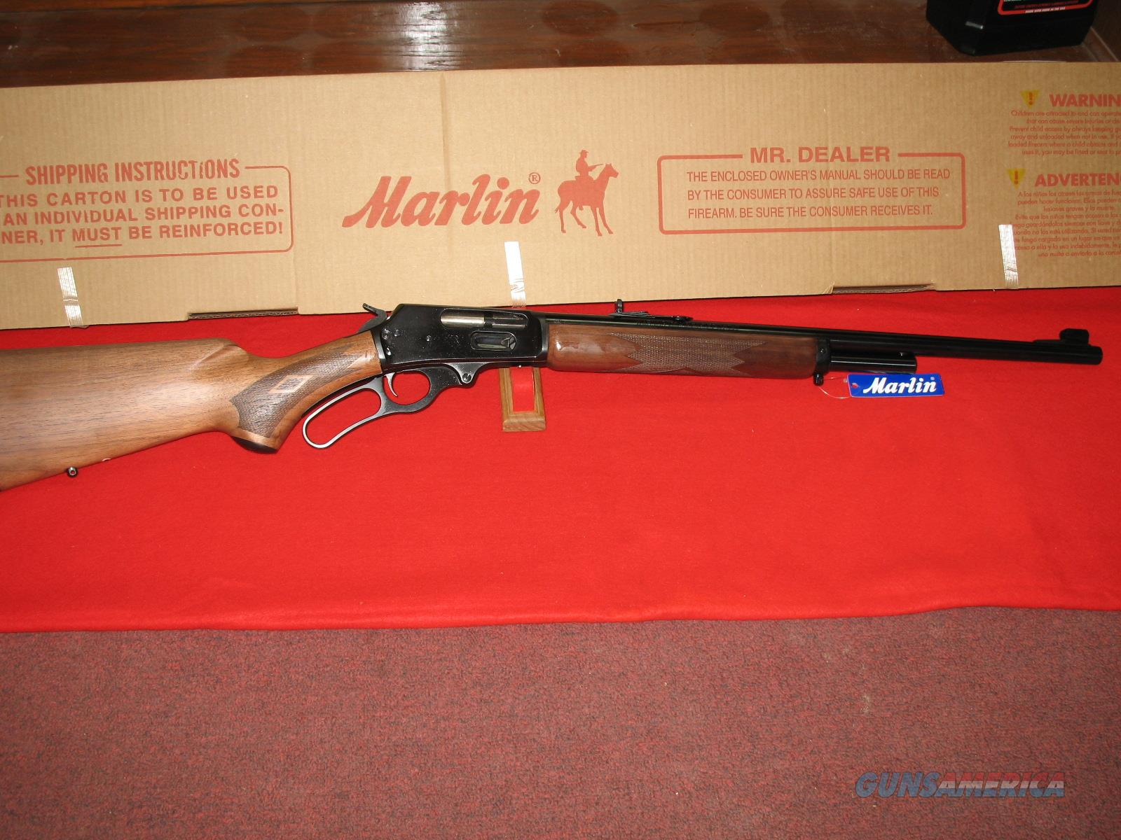 Marlin 1895 Rifle, 45/70 Govt.  (70460)  Guns > Rifles > Marlin Rifles > Modern > Lever Action