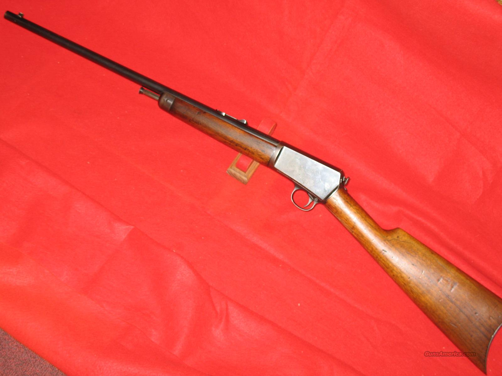 WINCHESTER 1903  Guns > Rifles > Winchester Rifles - Modern Bolt/Auto/Single > Autoloaders