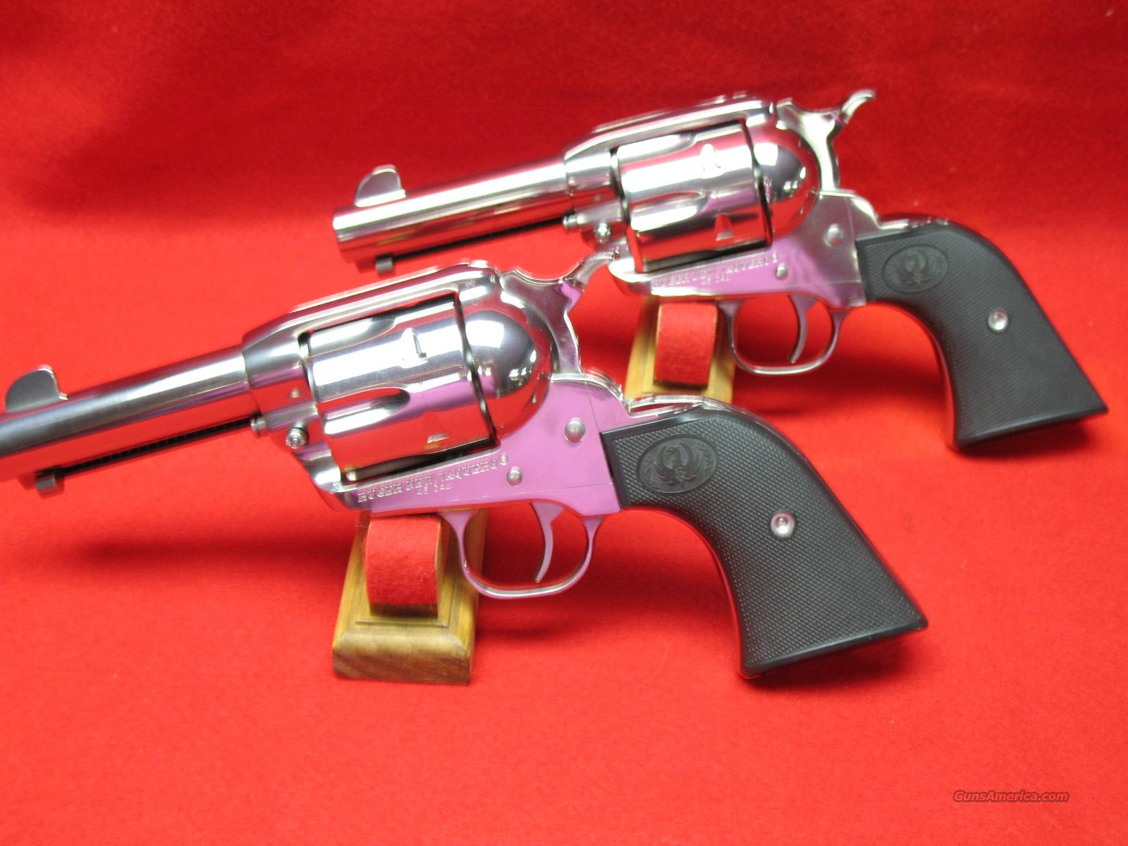 RUGER MONTADO  SET, CONSECUTIVE NUMBERED  Guns > Pistols > Ruger Single Action Revolvers > Cowboy Action