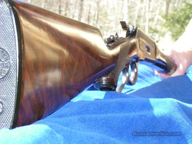 Rare Winchester Model 1886 Deluxe Take Down Special Order Fancy Lever Action Rifle  .33 WCF 	  Guns > Rifles > Winchester Rifles - Modern Lever > Other Lever > Pre-64