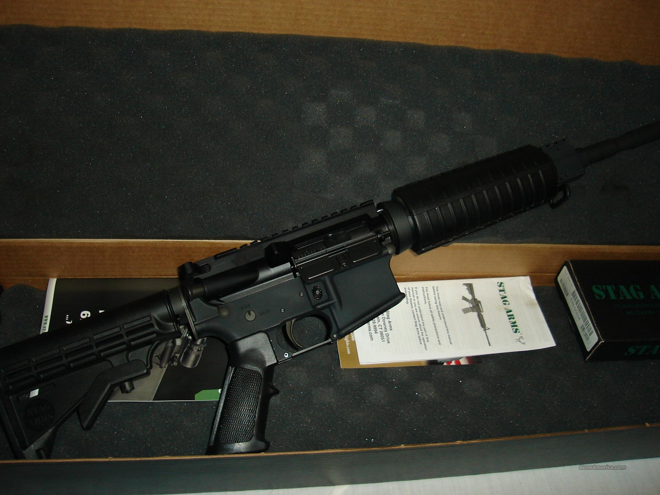 Stag Arms Complete Rifle  w/ 3H Upper   Guns > Rifles > Stag Arms > Complete Rifles