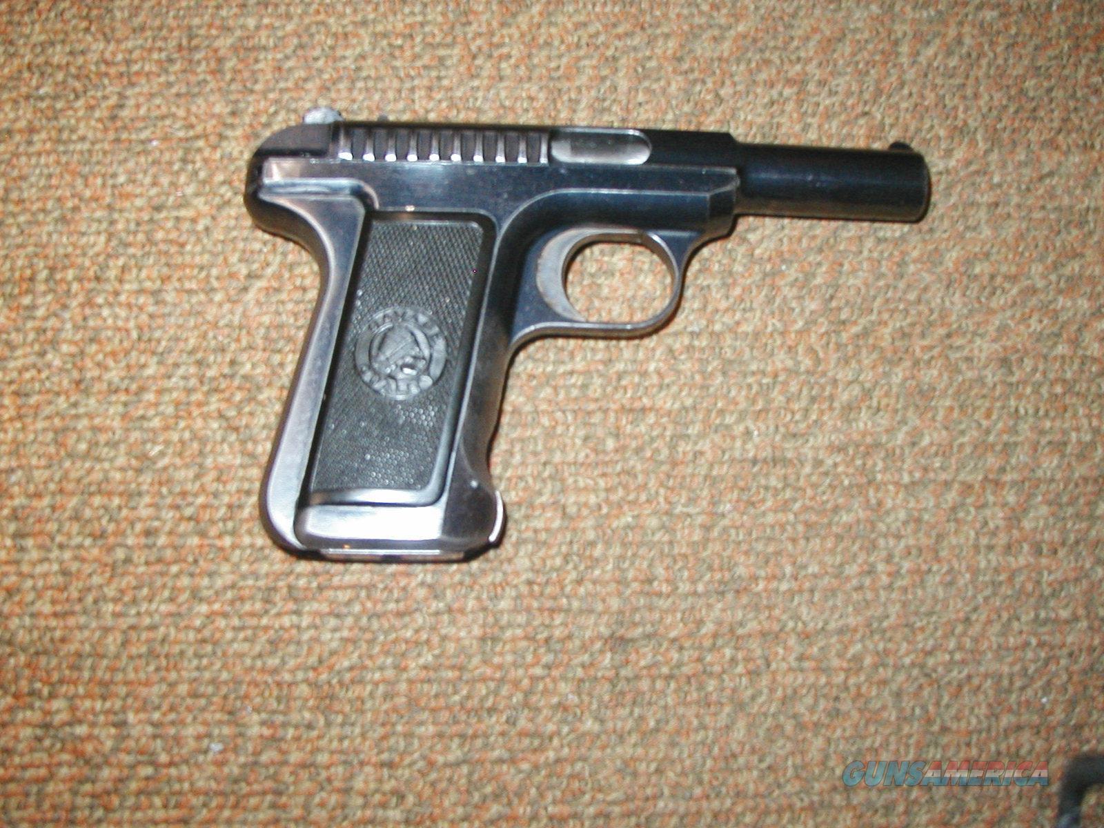 SAVAGE 1907 32ACP PISTOL MFG UTICA NY  Guns > Pistols > Savage Pistols