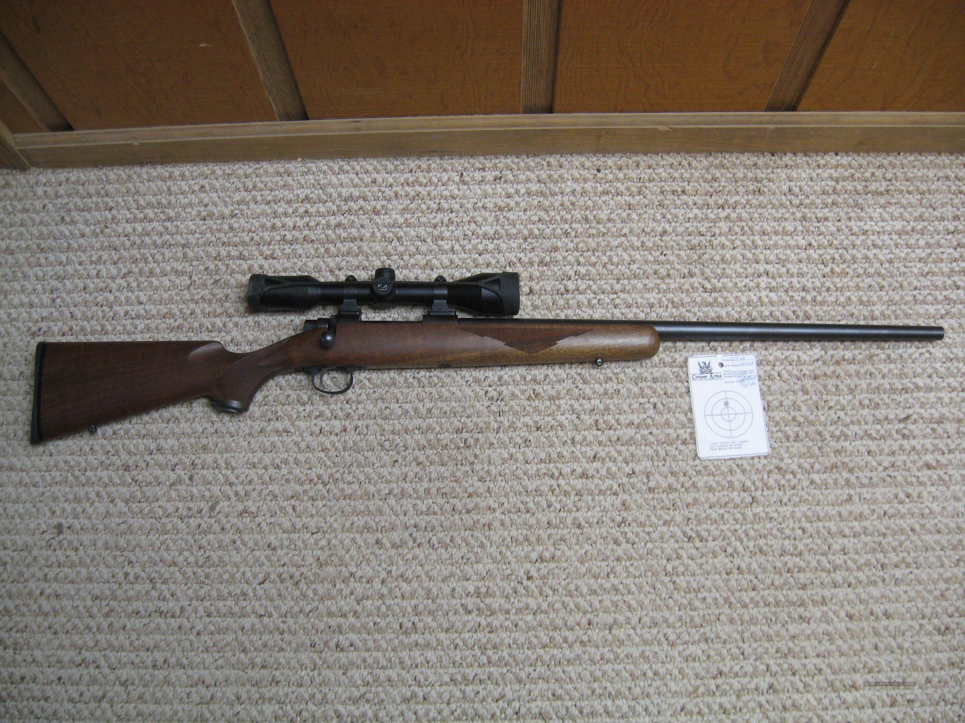 Cooper 22 in .257 Roberts Ackley- Sale Pending  Guns > Rifles > Cooper Arms Rifles