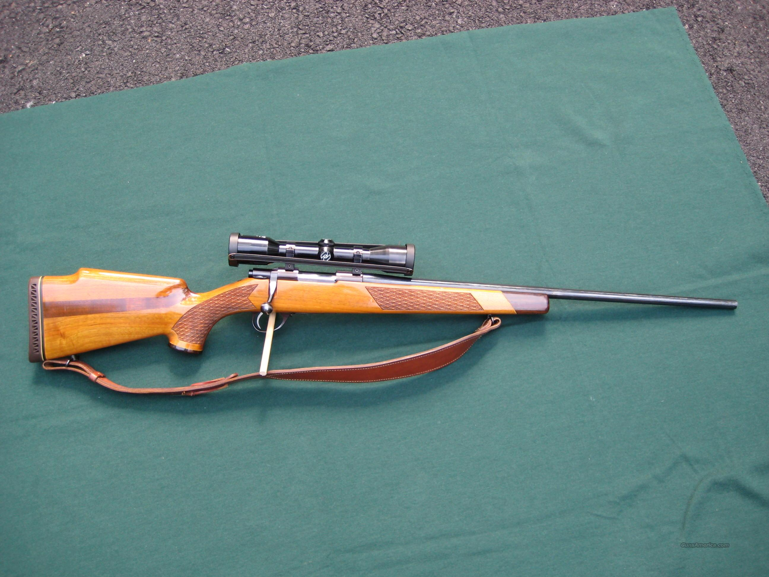 Sako L461 Vixen Deluxe Sporter bolt rifle in .222 Rem.   Guns > Rifles > Sako Rifles > Other Bolt Action