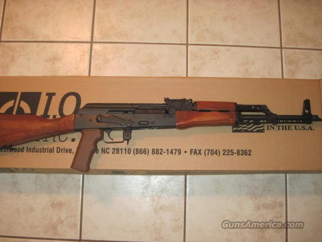 I.O. Inc. Polish AK-47 (2) 30 round magazines  Guns > Rifles > AK-47 Rifles (and copies) > Full Stock