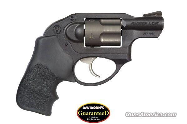 Ruger LCR 357 Magnum 5 Shot Davidson's Lifetime Replacement   Guns > Pistols > Ruger Double Action Revolver > LCR