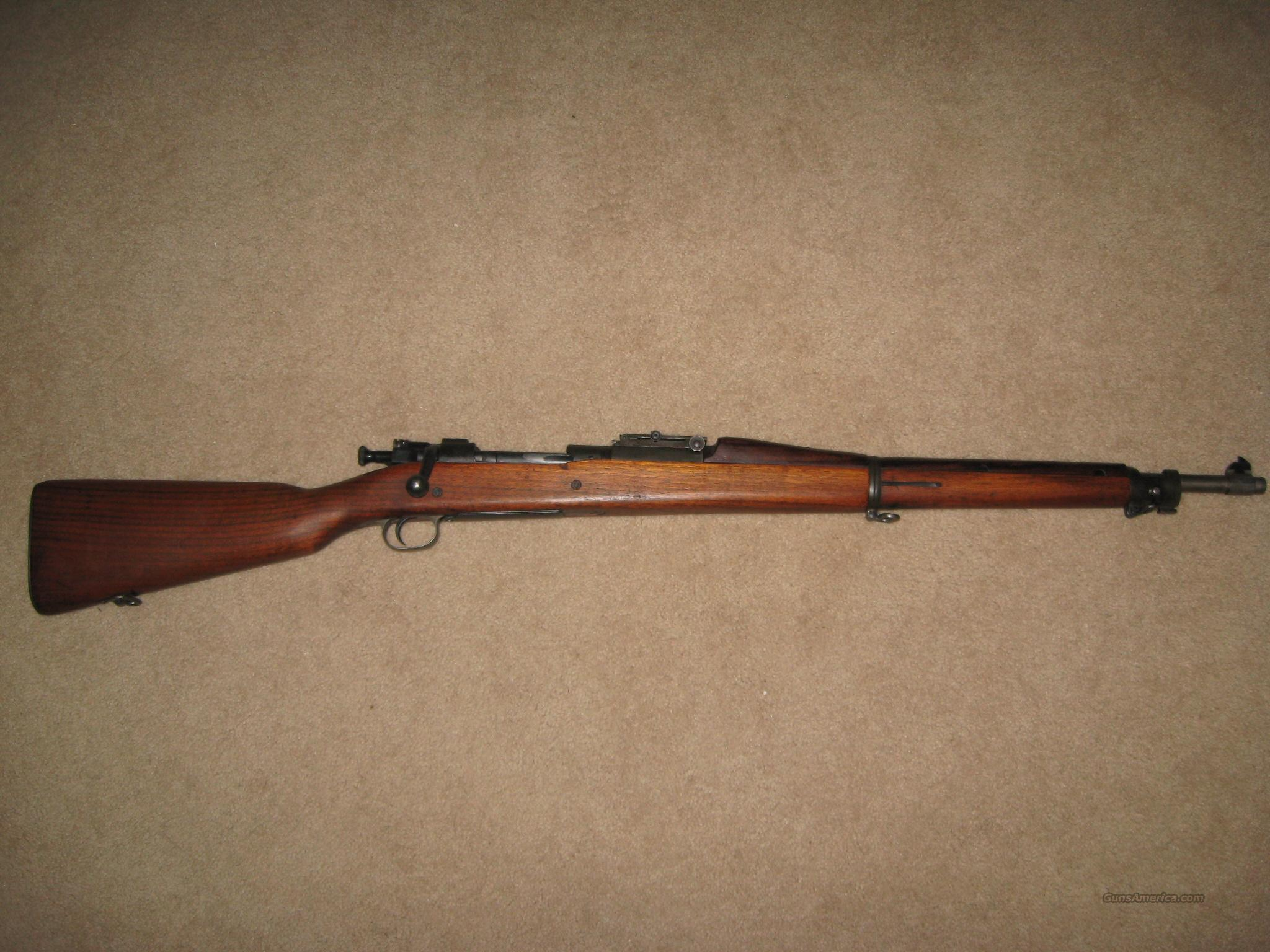 Springfield M1903  Guns > Rifles > Military Misc. Rifles US > 1903 Springfield/Variants