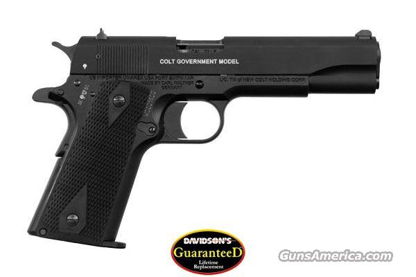 Colt (Walther/Umarex) 1911 .22LR 12 Rd  NIB Davidson's Lifetime Guranteed Replacement   Guns > Pistols > Walther Pistols > Post WWII > P22