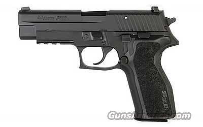 "SIG SAUER P226 E2 9MM 4.4"" BLK 15RD FS VERY FAST SHIPPING Model E26R-9-B  Guns > Pistols > Sig - Sauer/Sigarms Pistols > P226"