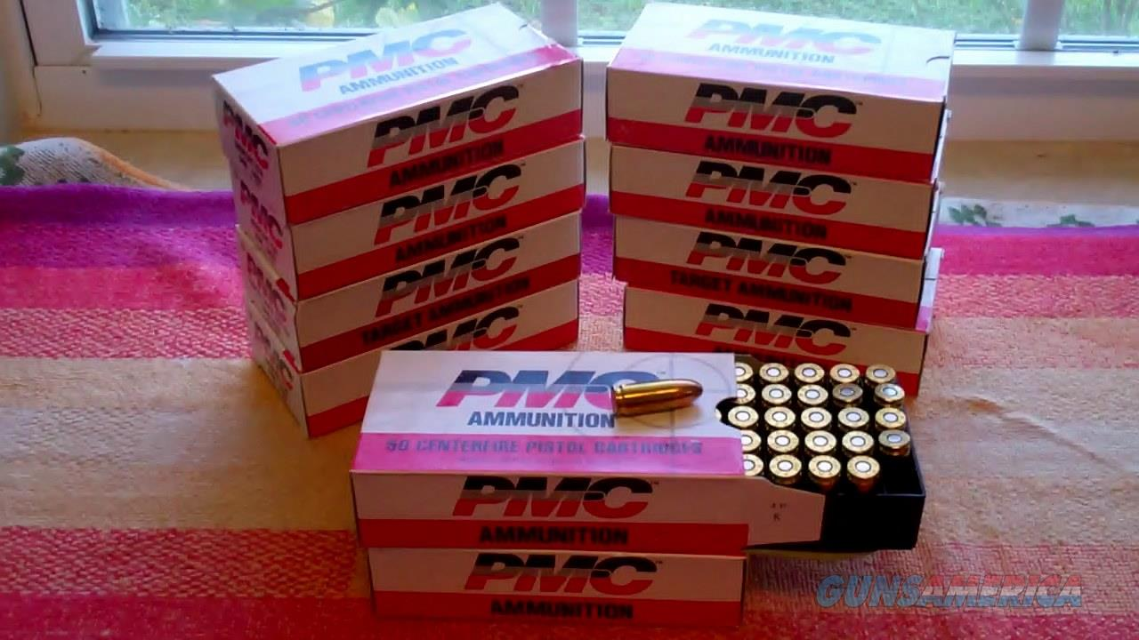 PMC 9 MM Luger 115Gr FMJ 500 rounds Brass Ammo  Non-Guns > Ammunition