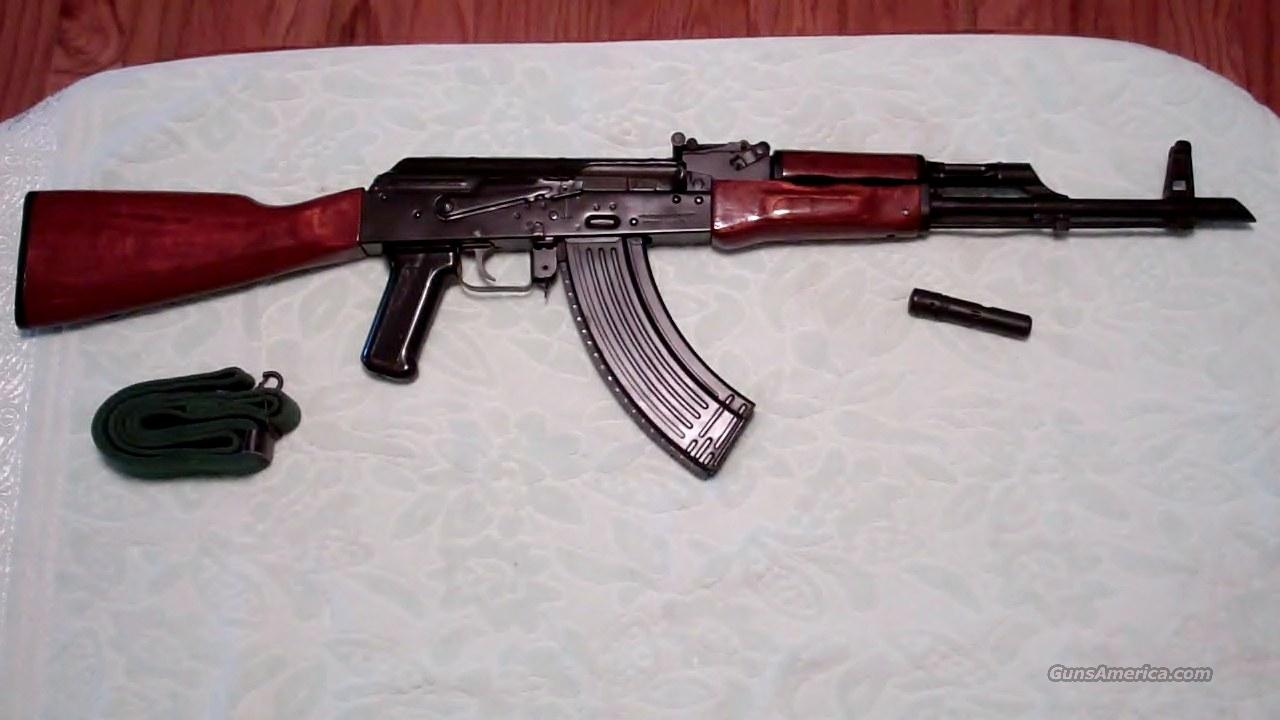 New Egyptian Maddi AK47 ((( only 1 left )))  Guns > Rifles > AK-47 Rifles (and copies) > Full Stock