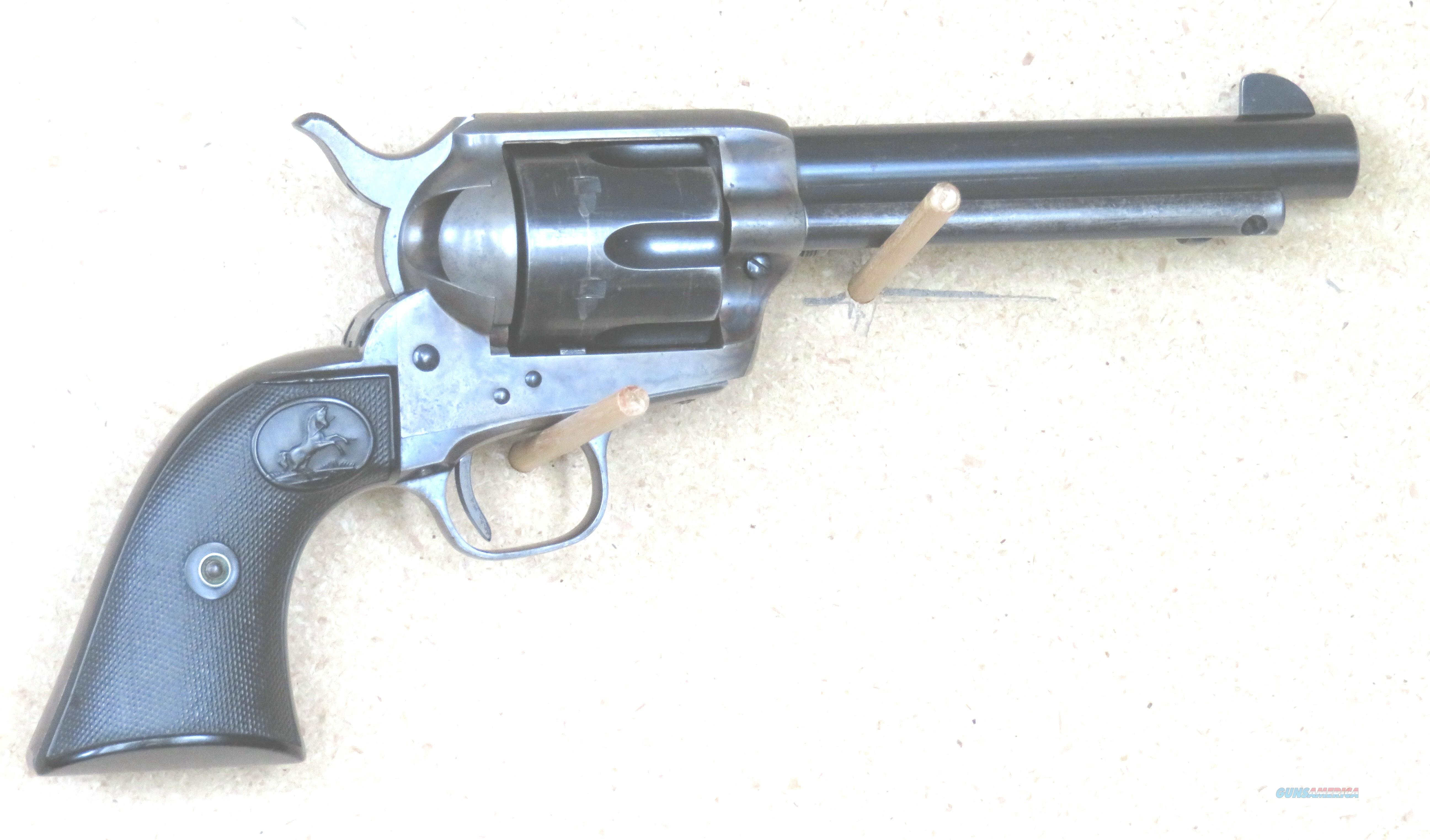 "Cot SAA First  Generation .45,   5 1/2"" bbl.  Guns > Pistols > Colt Single Action Revolvers - 1st Gen."