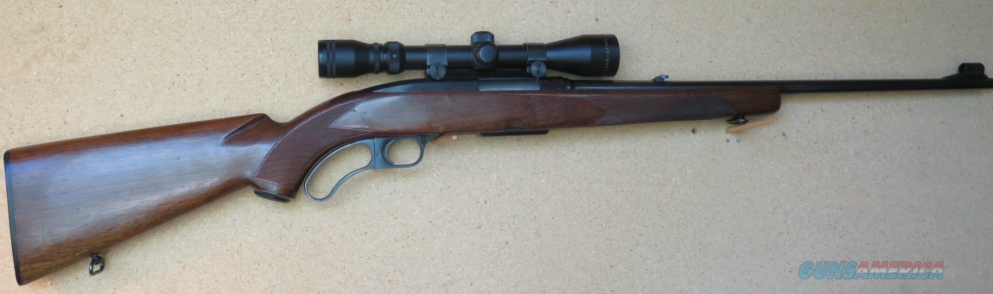 Model 88 Winchester Rifle  Cal .308 Win. Lever Action, Scoped    Guns > Rifles > Winchester Rifles - Modern Lever > Other Lever > Pre-64