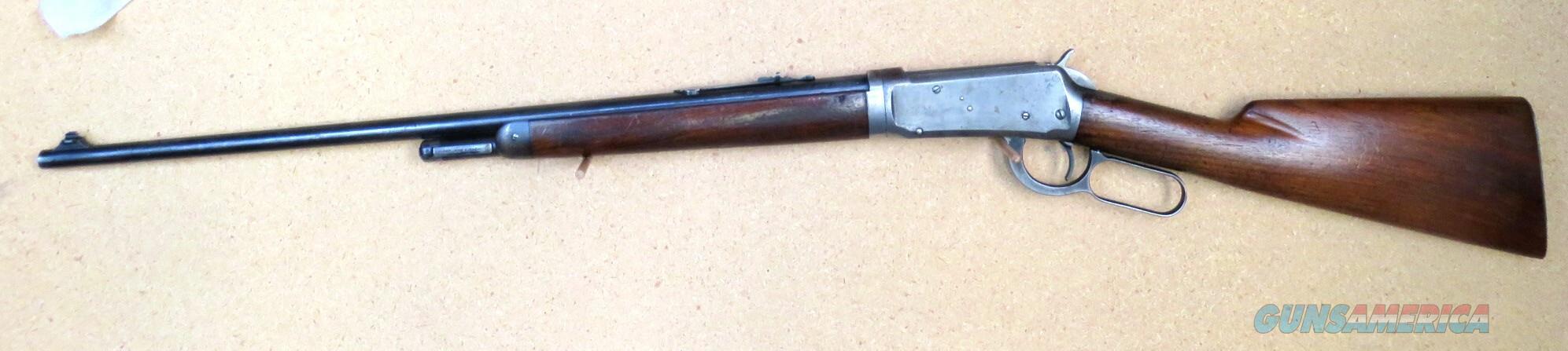 Winchester Model 55, 1/2 Magazine, Take Down. .30-30 WCF,  PRICE REDUCED  Guns > Rifles > Winchester Rifles - Modern Lever > Model 94 > Pre-64