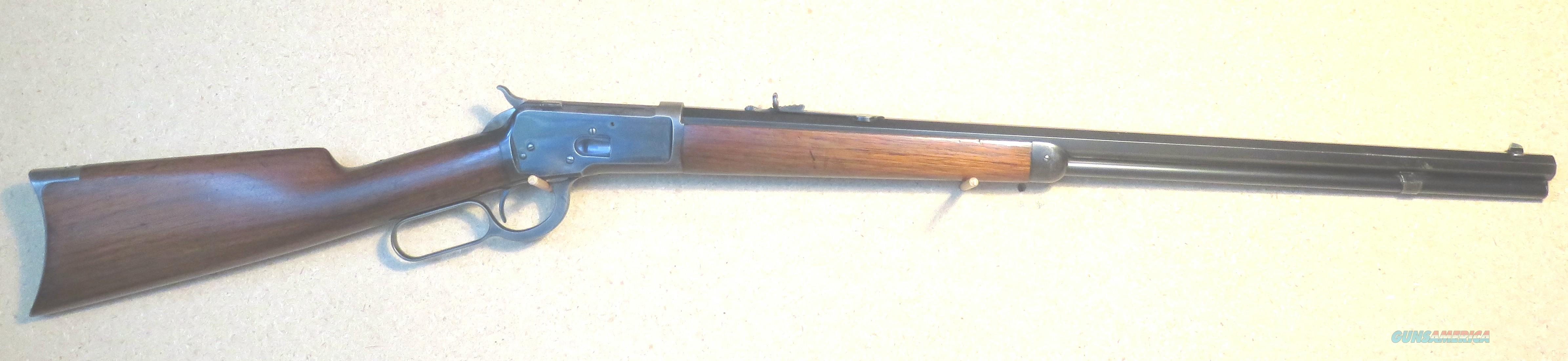 Winchester  Model 1892 Rifle .32 WCF (32-20)   Guns > Rifles > Winchester Rifles - Modern Pump