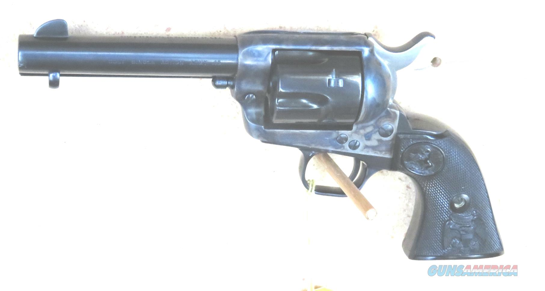 "Colt SAA .45LC X 4.75"" New in the Box  Guns > Pistols > Colt Single Action Revolvers - 3rd Gen."
