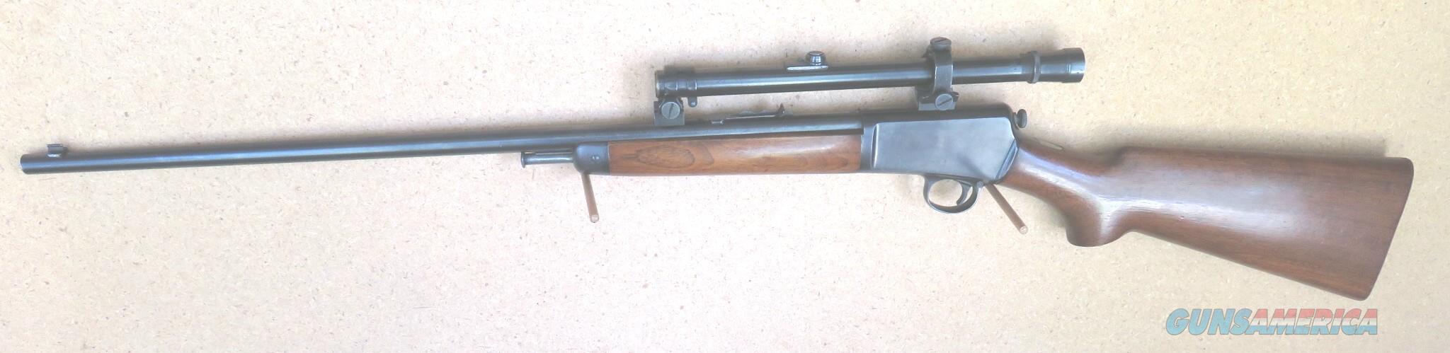 Winchester M-63  Auto .22   Guns > Rifles > Winchester Rifles - Modern Bolt/Auto/Single > Autoloaders