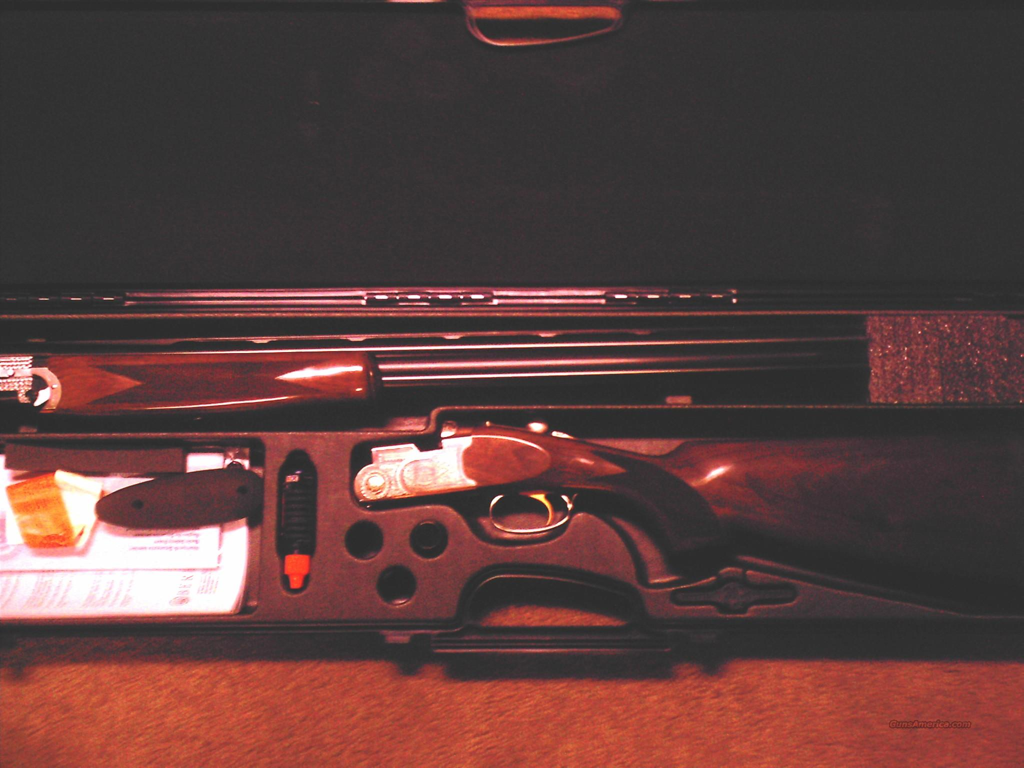 Beretta 686 Silver Pigeon S 12 gauge O/U **REDUCED**  Guns > Shotguns > Beretta Shotguns > O/U > Hunting