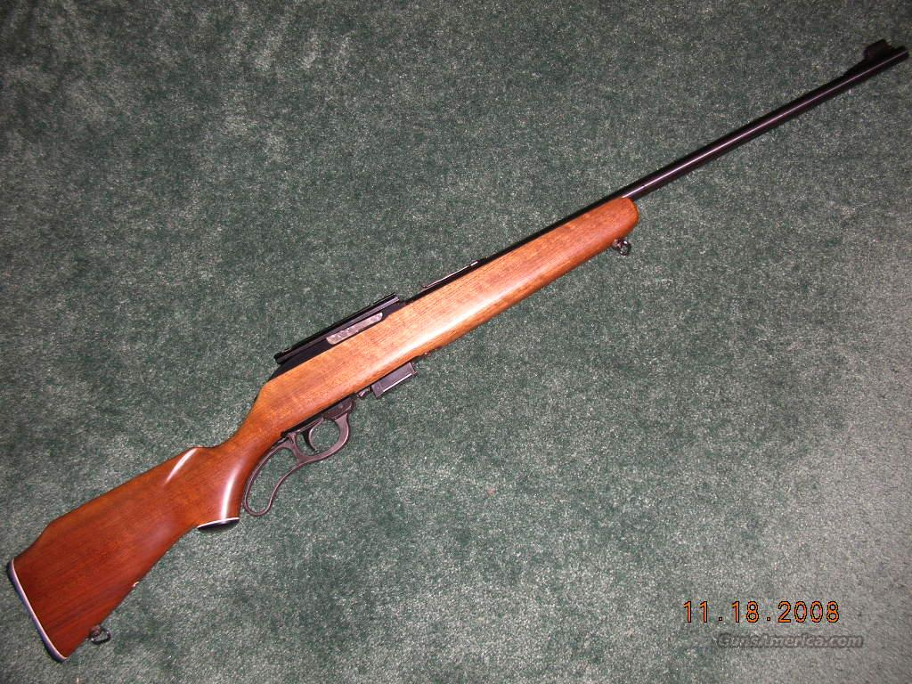 Marlin Model 62 256 Magnum  Guns > Rifles > Marlin Rifles > Modern > Lever Action