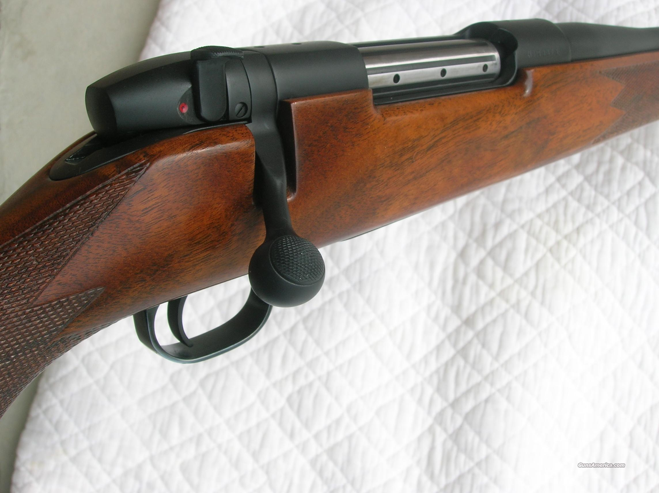Weatherby Mark V - 7mm WBY Mag.   Guns > Rifles > Weatherby Rifles > Sporting