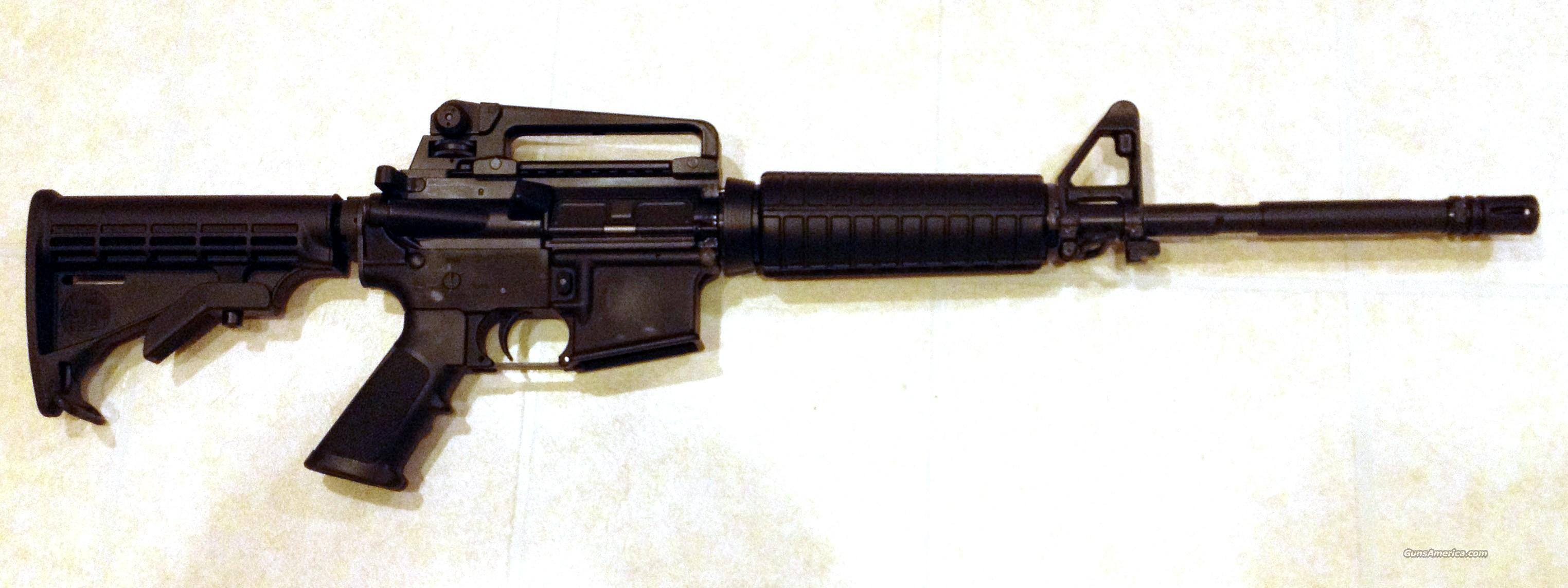 Del-Ton M4 Carbine  Guns > Rifles > AR-15 Rifles - Small Manufacturers > Complete Rifle
