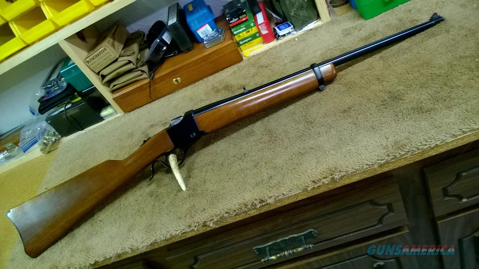 Ruger #3 44 magnum carbine  Guns > Rifles > Ruger Rifles > #1 Type