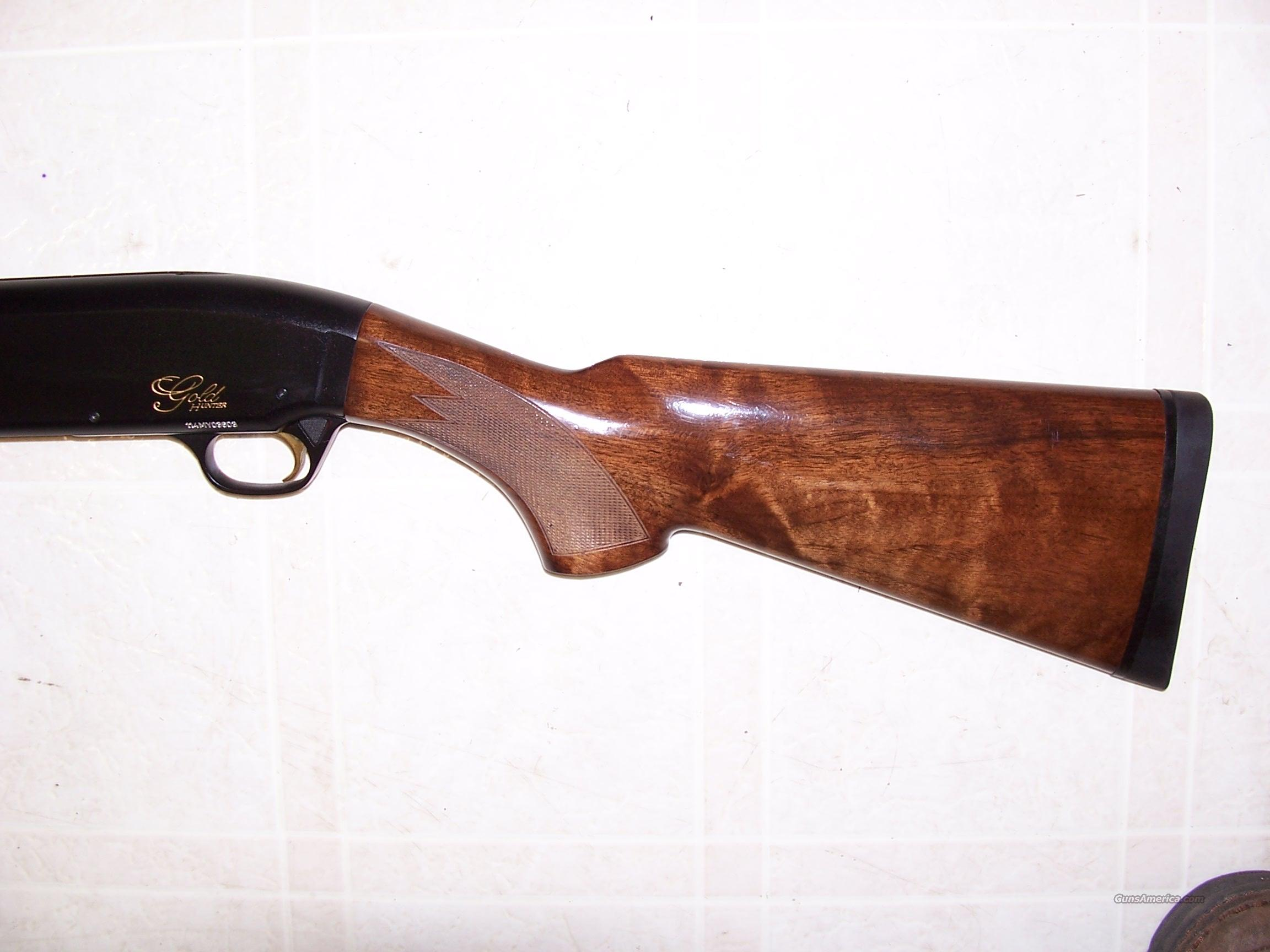 BROWNING GOLD 20GA  26IN.  Guns > Shotguns > Browning Shotguns > Autoloaders > Hunting
