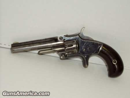 S&W No 1 Third Issue  Guns > Pistols > Smith & Wesson Revolvers > Pre-1899
