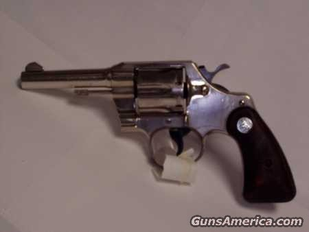 Colt Marshall Calif Avail  Guns > Pistols > Colt Double Action Revolvers- Modern