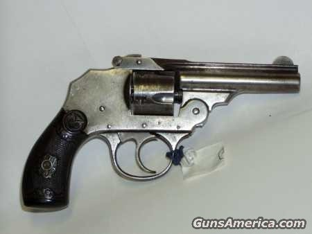 Iver Revolver Break top  Guns > Pistols > Iver Johnson Pistols