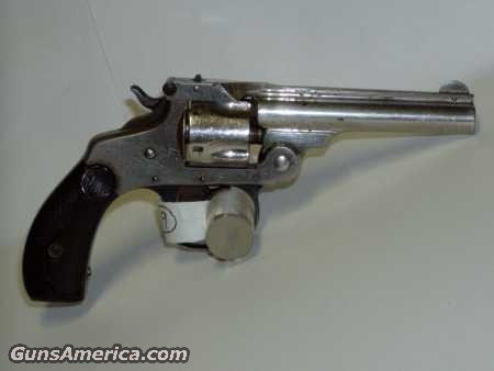 S&W .32 Dbl Action 4th Model  Guns > Pistols > Smith & Wesson Revolvers