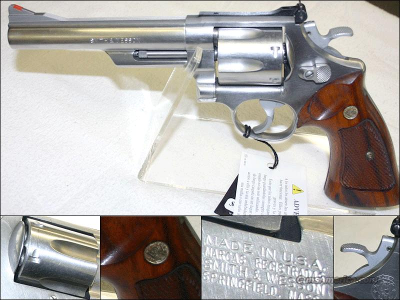 SW 629 .44 Mag  Guns > Pistols > Smith & Wesson Revolvers