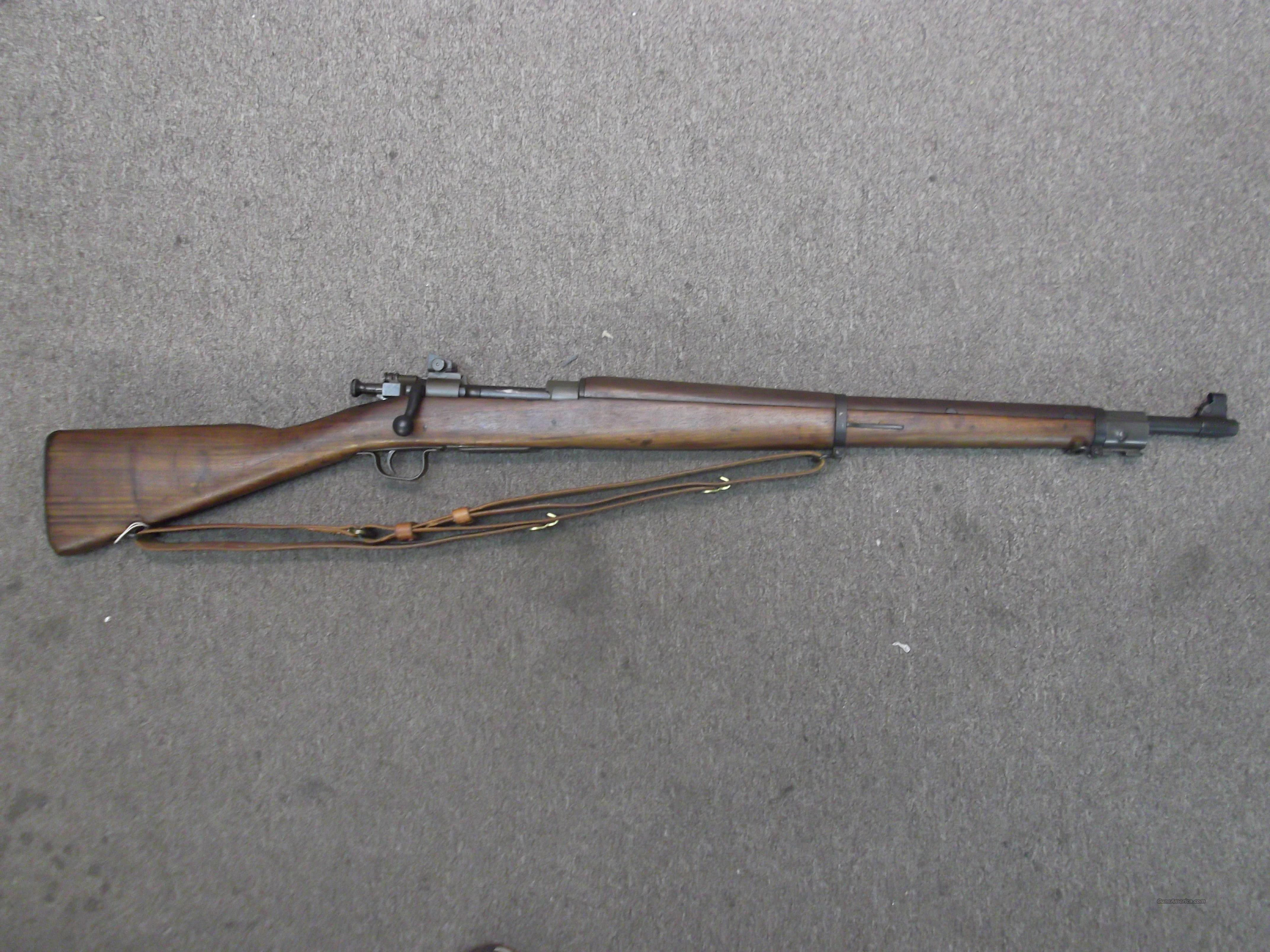Smith Corona 1903 A3  Guns > Rifles > Military Misc. Rifles US > 1903 Springfield/Variants