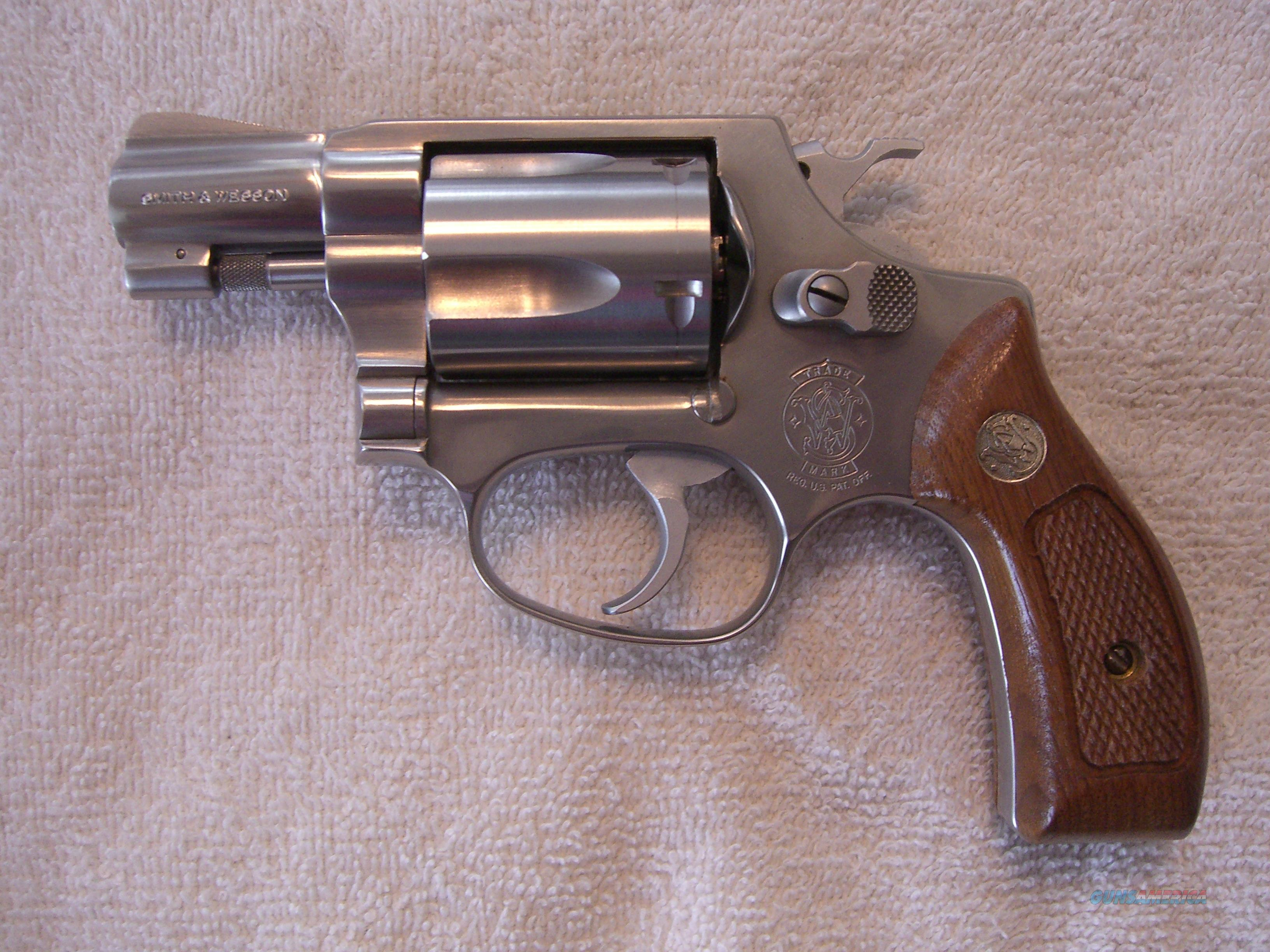 "Smith & Wesson Model 60 38SP +P 2"" BBL  Guns > Pistols > Smith & Wesson Revolvers > Full Frame Revolver"