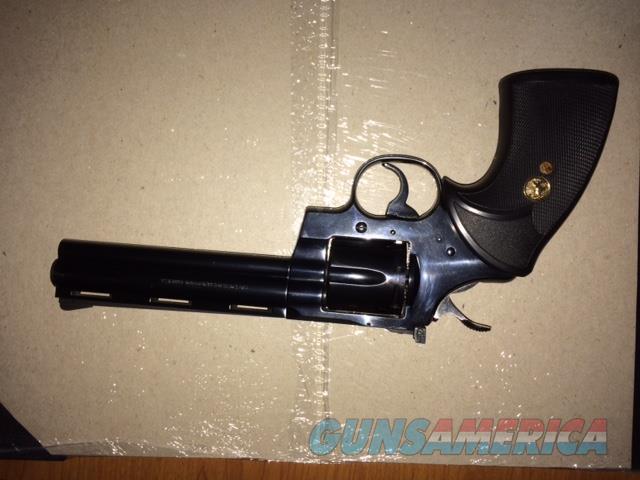 COLT PYTHON .357MAG  Guns > Pistols > Colt Double Action Revolvers- Modern