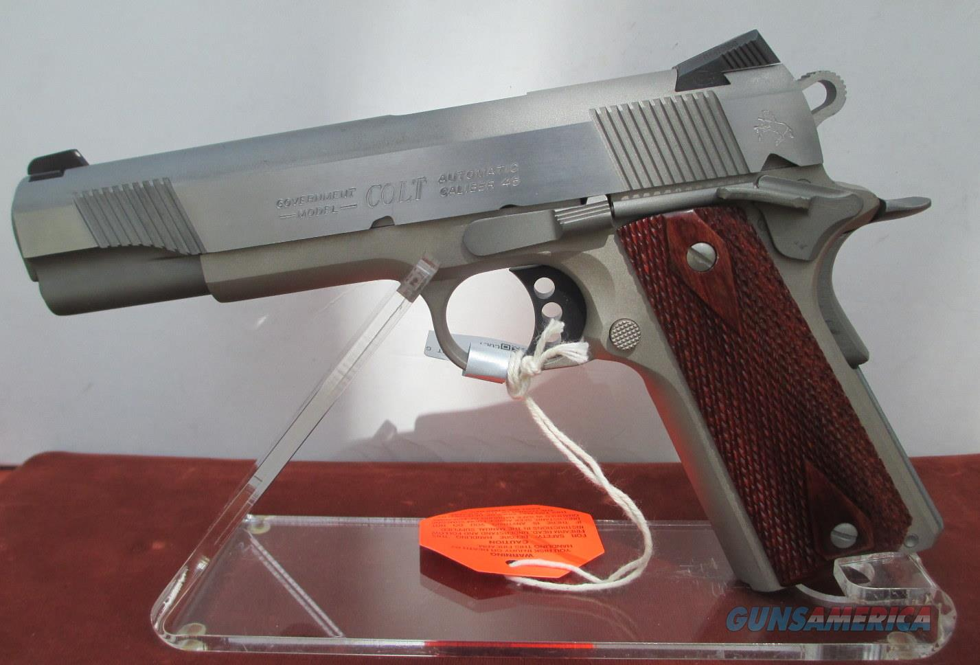 COLT LIGHT WEIGHT S/S 1911 GOVERNMENT PROTOTYPE   Guns > Pistols > Colt Automatic Pistols (1911 & Var)