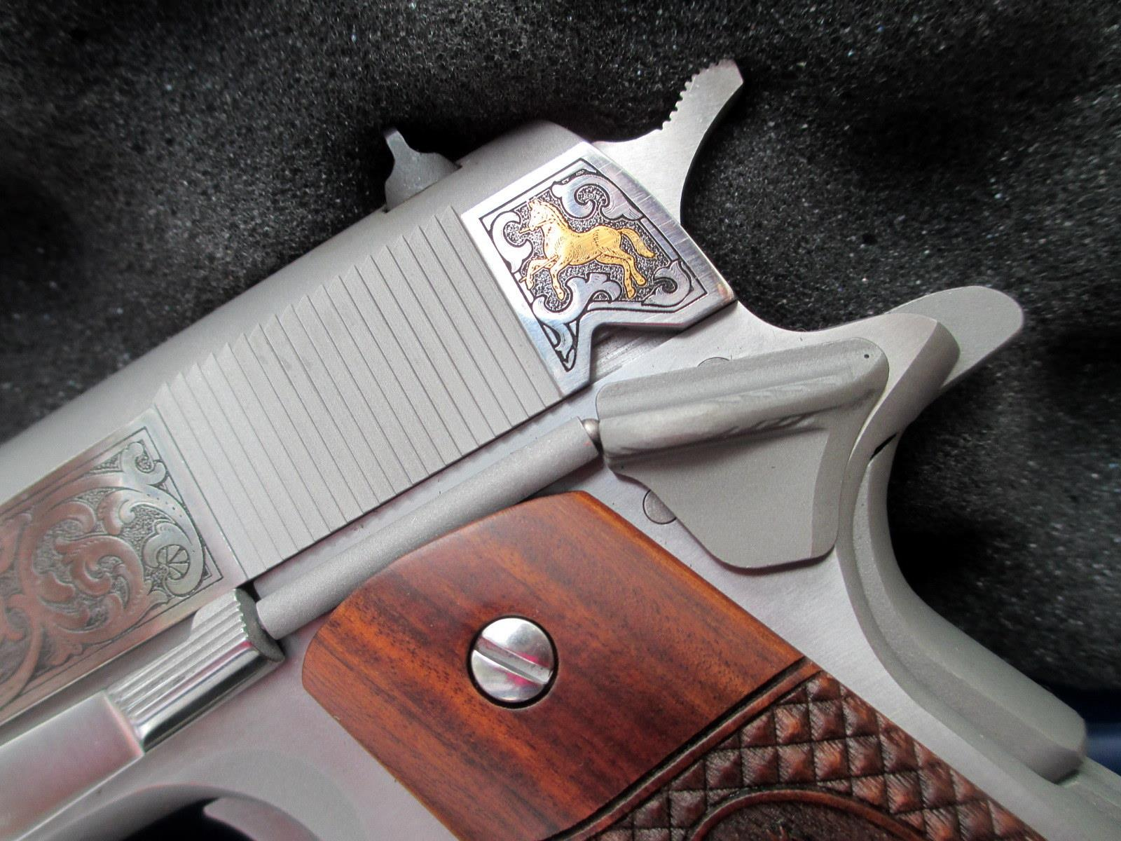 COLT/TALO ERNST LIMITED ENGRAVED EDITION ONE OF 250 IN 45 ACP  Guns > Pistols > Colt Automatic Pistols (1911 & Var)