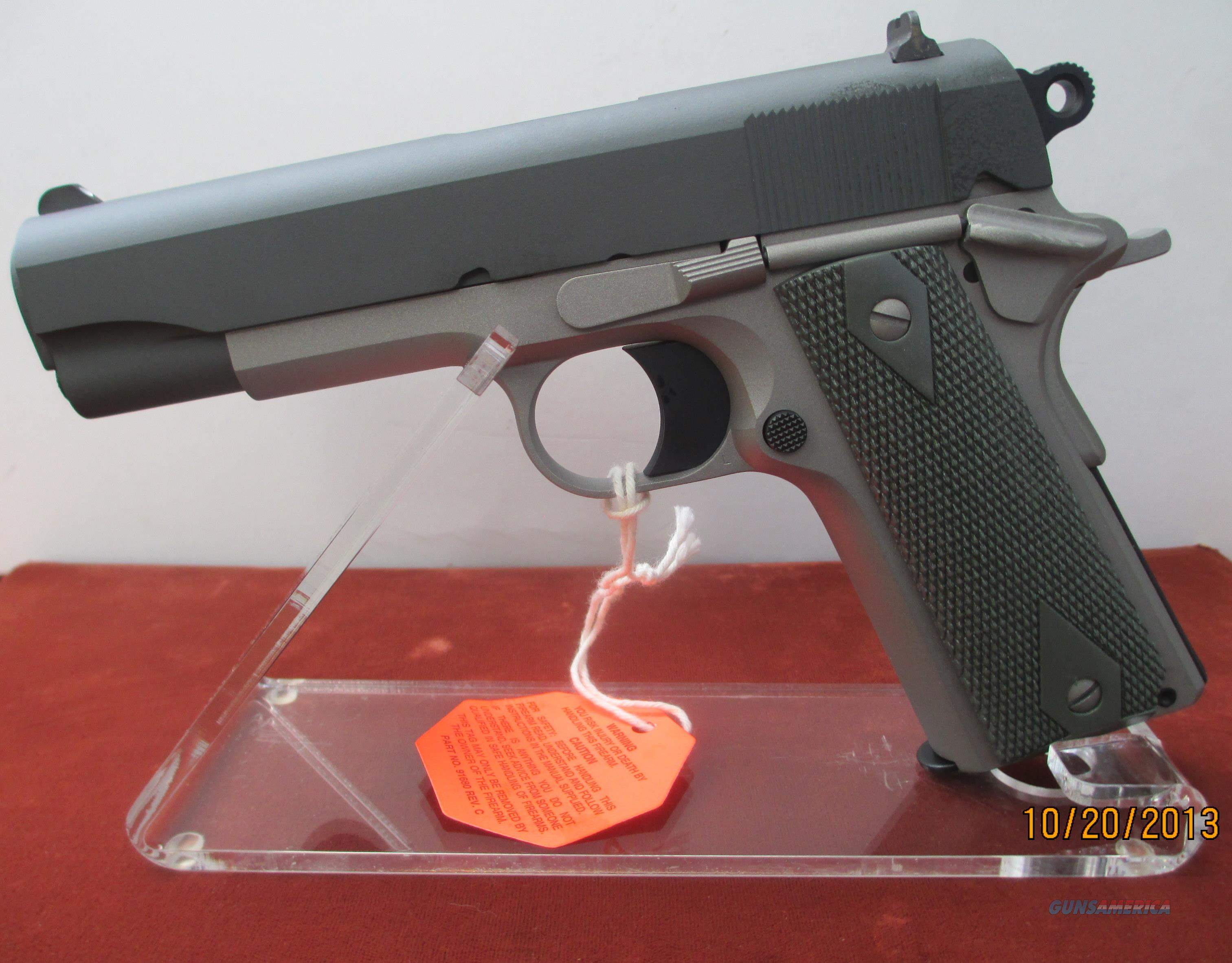 COLT/TALO CERAKOTE COMMANDER ONE OF 300  Guns > Pistols > Colt Automatic Pistols (1911 & Var)