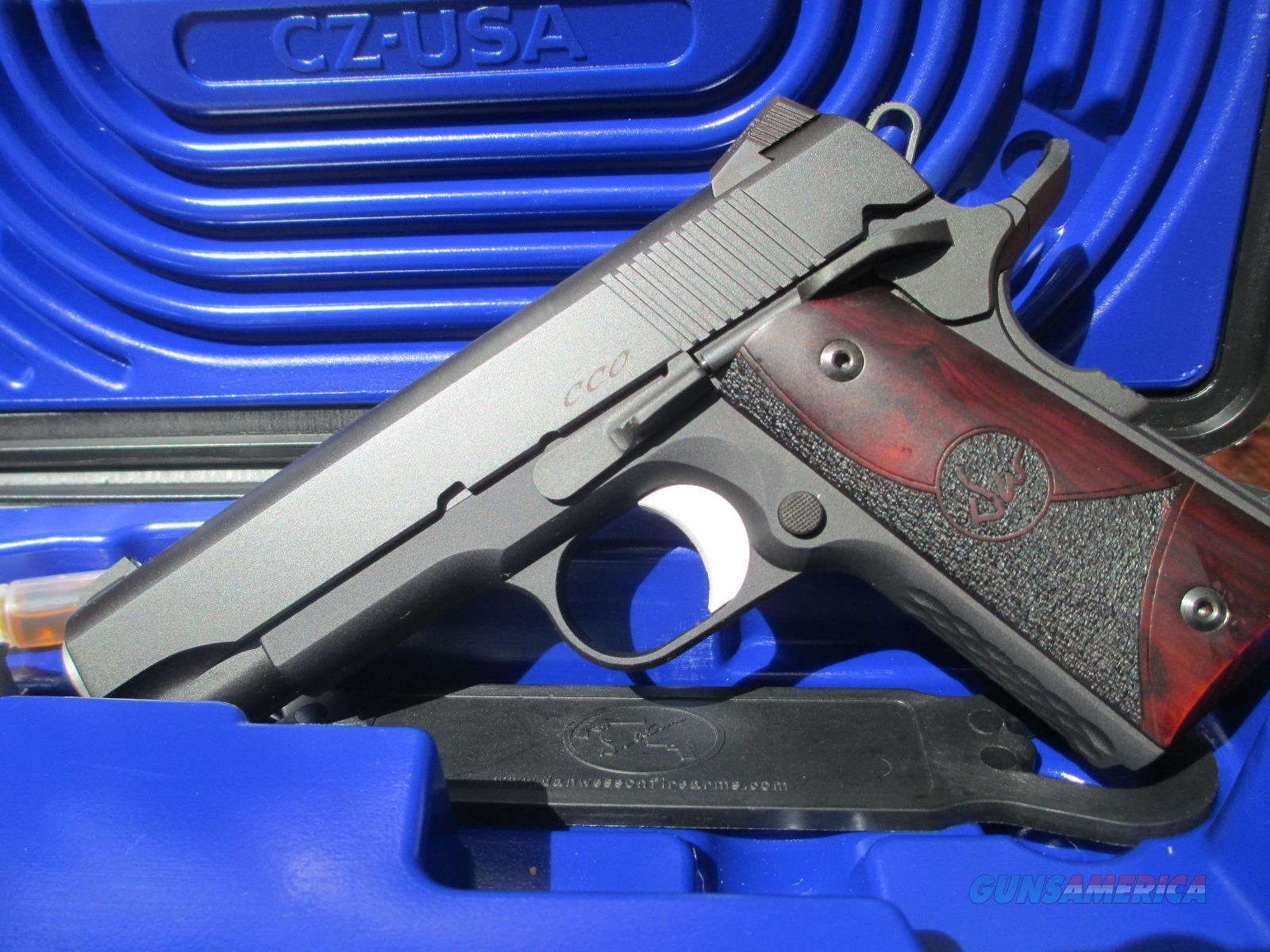 DAN WESSON CCO  Guns > Pistols > Dan Wesson Pistols/Revolvers > 1911 Style