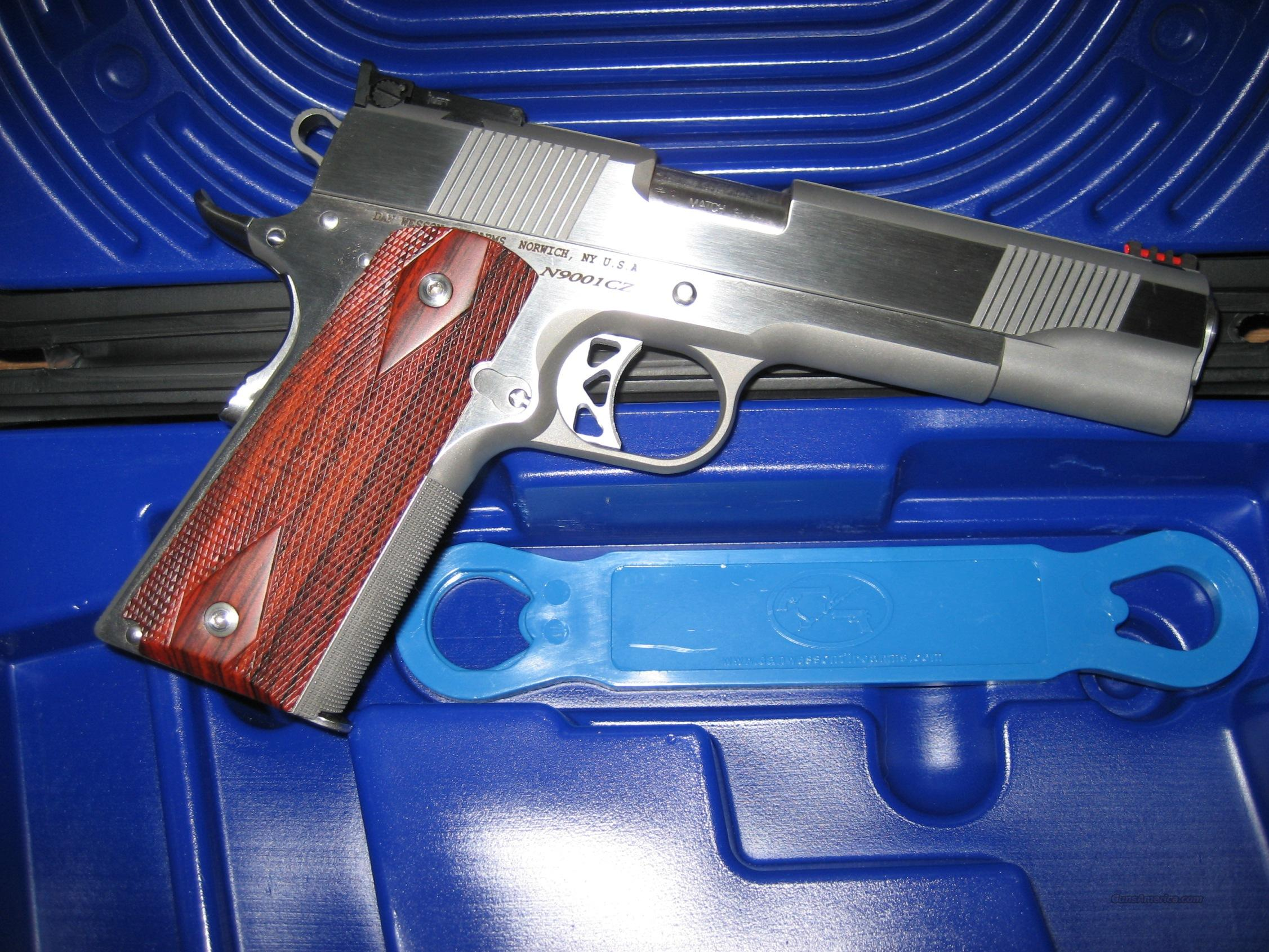 DAN WESSON POINTMAN NINE (PM9) SERIAL # 001  Guns > Pistols > 1911 Pistol Copies (non-Colt)
