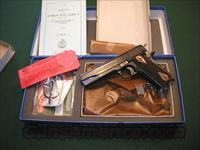 COLT 1918 WWI REPLICA   Guns > Pistols > Colt Commemorative Pistols