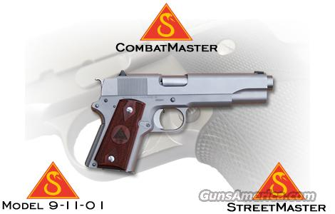 DETONICS 1911 STREETMASTER 45  Guns > Pistols > 1911 Pistol Copies (non-Colt)