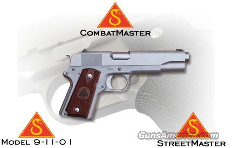DETONICS 1911 STREETMASTER 45  Guns > Pistols > Detonics Pistols