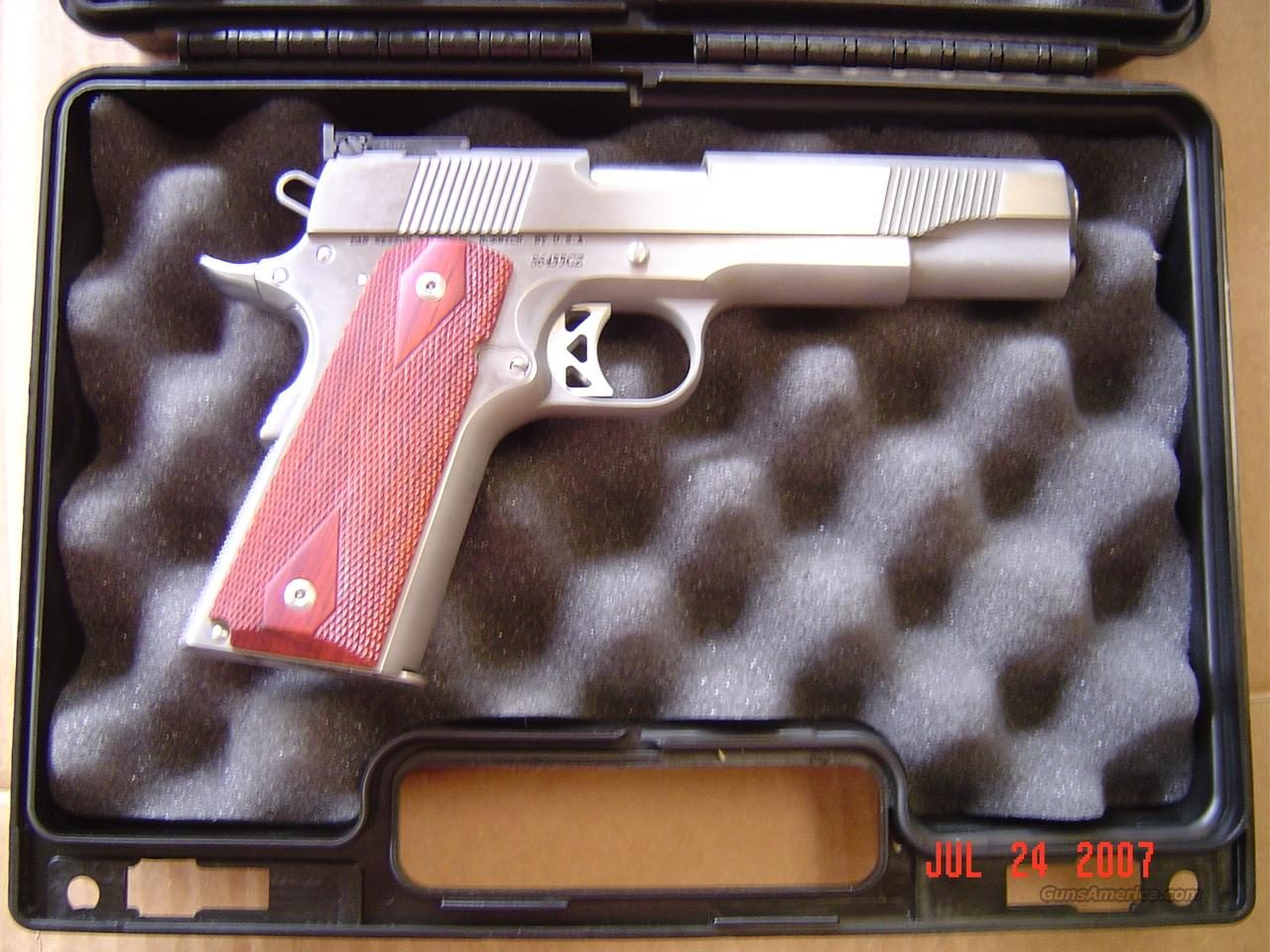 DAN WESSON PM7 45ACP  Guns > Pistols > 1911 Pistol Copies (non-Colt)